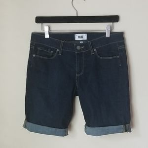 Anthro Paige Kayla jeans boyfriend shorts 6 28